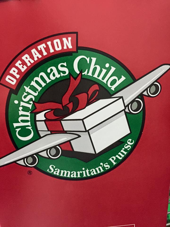 Operation Christmas Child Drop Off.Samaritan S Purse Operation Christmas Child Drop Off Center
